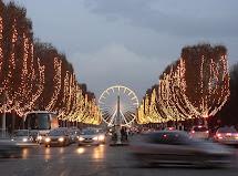 Tourism Champs Elysees