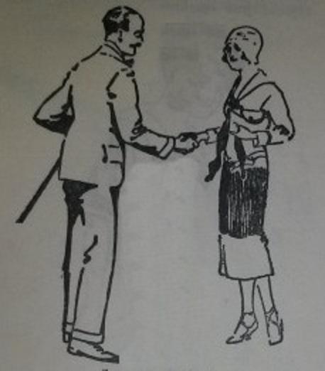 7b13451ac0b Pánská móda 30. let  1. část - Křehká Figurka