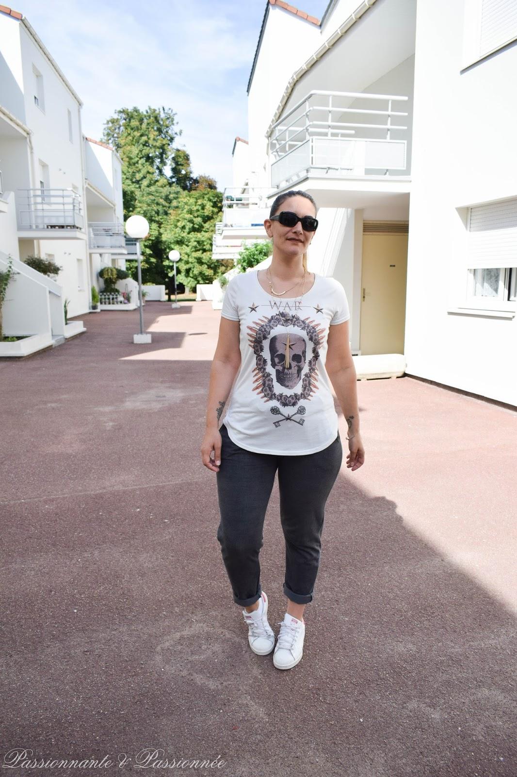ronde en jogging