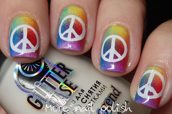 Hippiefestival Nail Art Ideas More Nail Polish