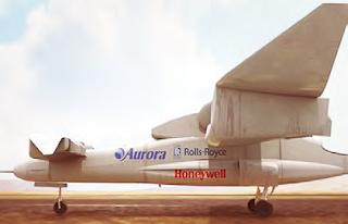 Pesawat terbang bisa terbang vertical seperti helicopter