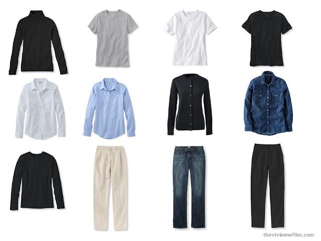A Common Capsule Wardrobe  The Vivienne Files