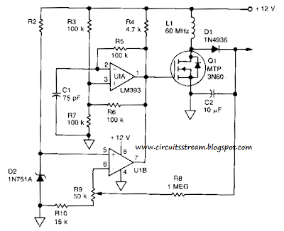 best h-e voltage converter circuit diagram