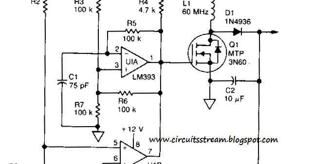 open collector output wiring