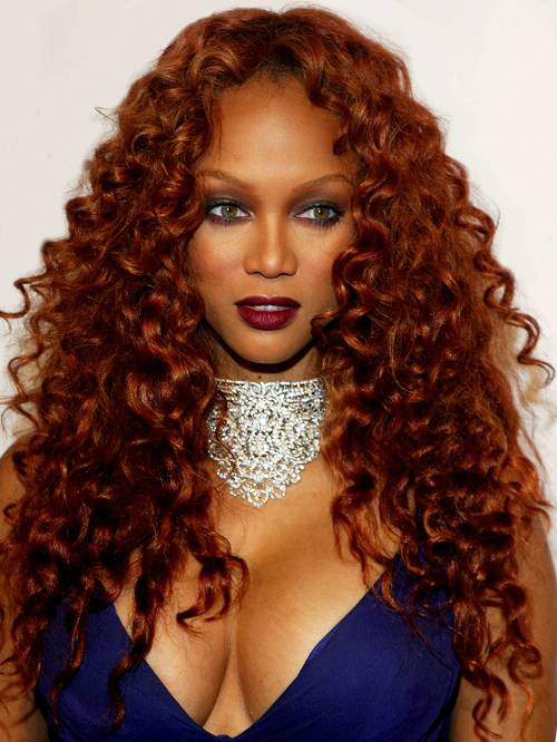 Dark-Red-Hair-Colors-06-Tyra Banks