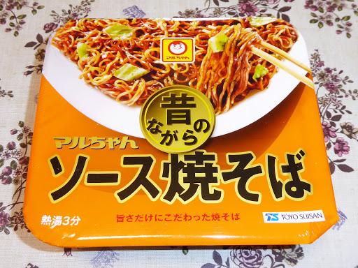 【マルちゃん(東洋水産)】昔ながらのソース焼そば