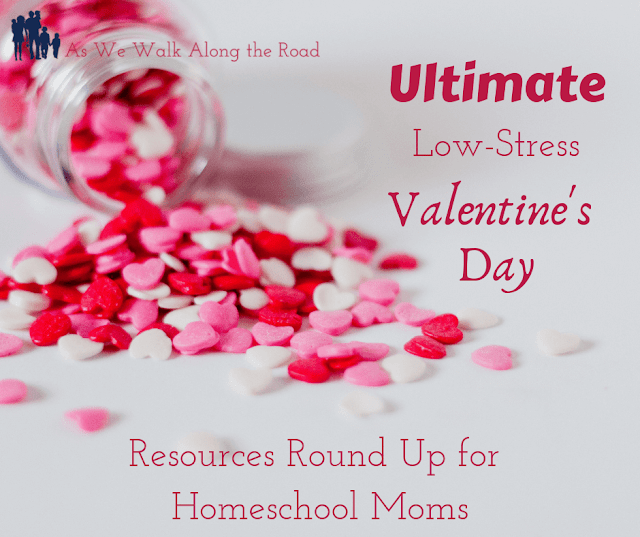 Valentines Day Resource Round Up