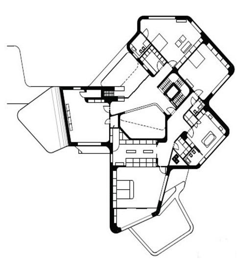 MINIMALIST HOME PLANS Dupli.Casa by J. Mayer H. Architects ...