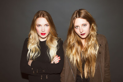 Chloe and Parris Gordon of Beaufille. Photo: Beaufille