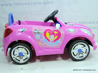 3 Mobil Mainan Aki Junior JB18 Dynamic