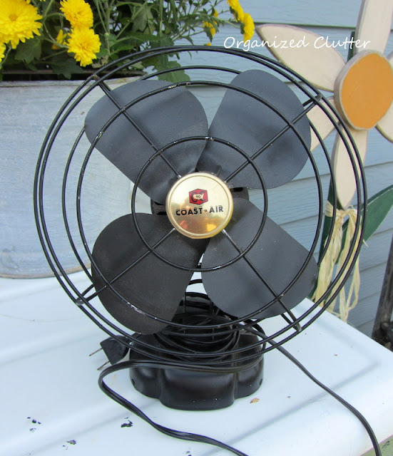 Coast-Air Vintage Fan