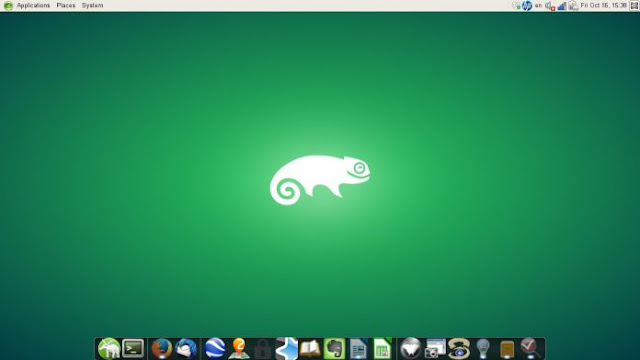 Distribusi Linux open suse