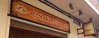 Carnicería Casa Vicent de Ontinyent.