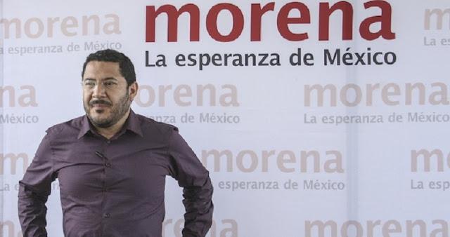 Martí Batres  presento una iniciativa para juzgar a Salinas, Zedillo, Fox, Calderón y Peña