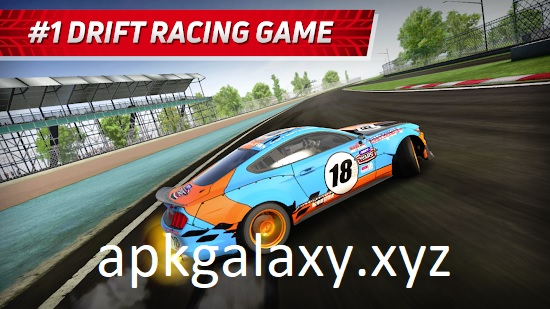 CarX Drift Racing Mod Apk Terbaru