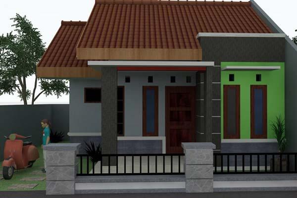 Gambar Model Rumah Minimalis Tampak Depan Batu Alam Terbaru Teras Gambar di Rebanas  Rebanas