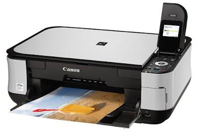 Canon Pixma MP540 Télécharger Pilote Pour Mac Et Windows