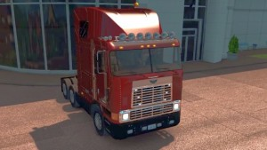 International 9800 Eagle truck mod