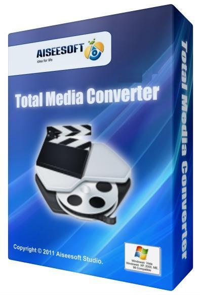 Aiseesoft Total Media Converter 8.0.6 + Crack