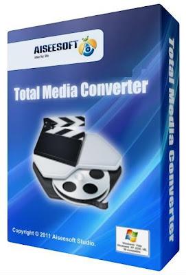 Aiseesoft Total Media Converter Platinum 6.3.10 Full + Serial