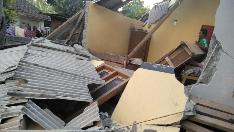 Tim Psikologi Bantu Pulihkan Trauma Korban Gempa di Lombok Timur
