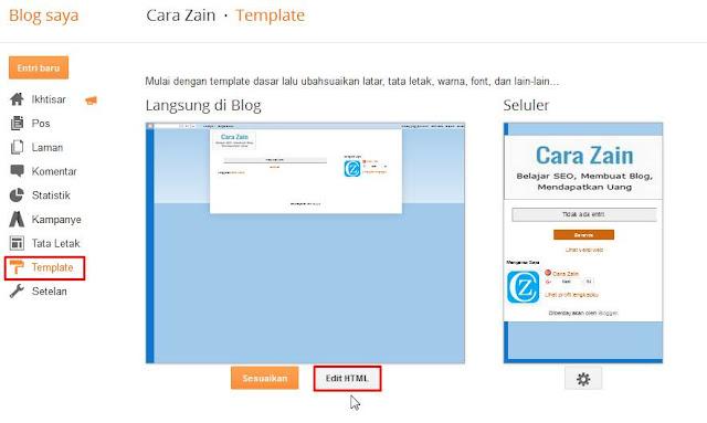 Cara Membuat Menu Dropdown Di Blog Dengan Mudah Terbaru
