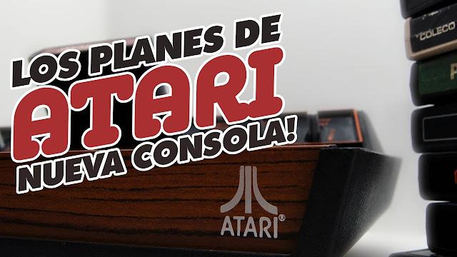 Atari lanzará nueva consola