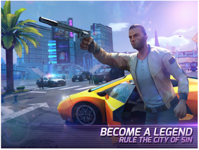 Gangstar Vegas Mafia Game mod mega terbaru