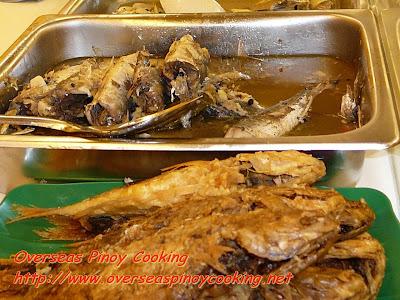 Pinoy Food Kuala Lumpur? - Fish