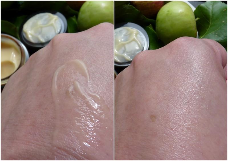 jak wygląda na skórze apple cream