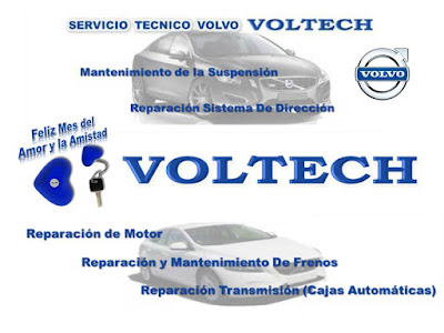 Reparacion y Mantenimiento Volvo - VOLTECH