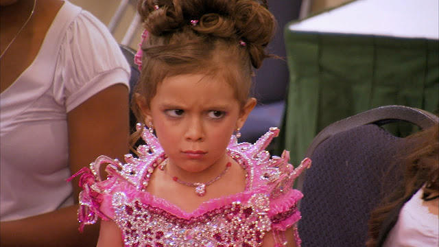 Reality TV Toddlers and Tiaras Side Eyes