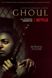 GHOUL (2018) Hindi Season 1 HDRip 720p | 480p Complete