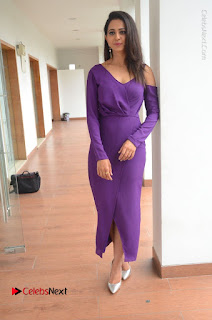 Actress Rakul Preet Singh Latest Stills in Beautiful Long Dress  0136.JPG
