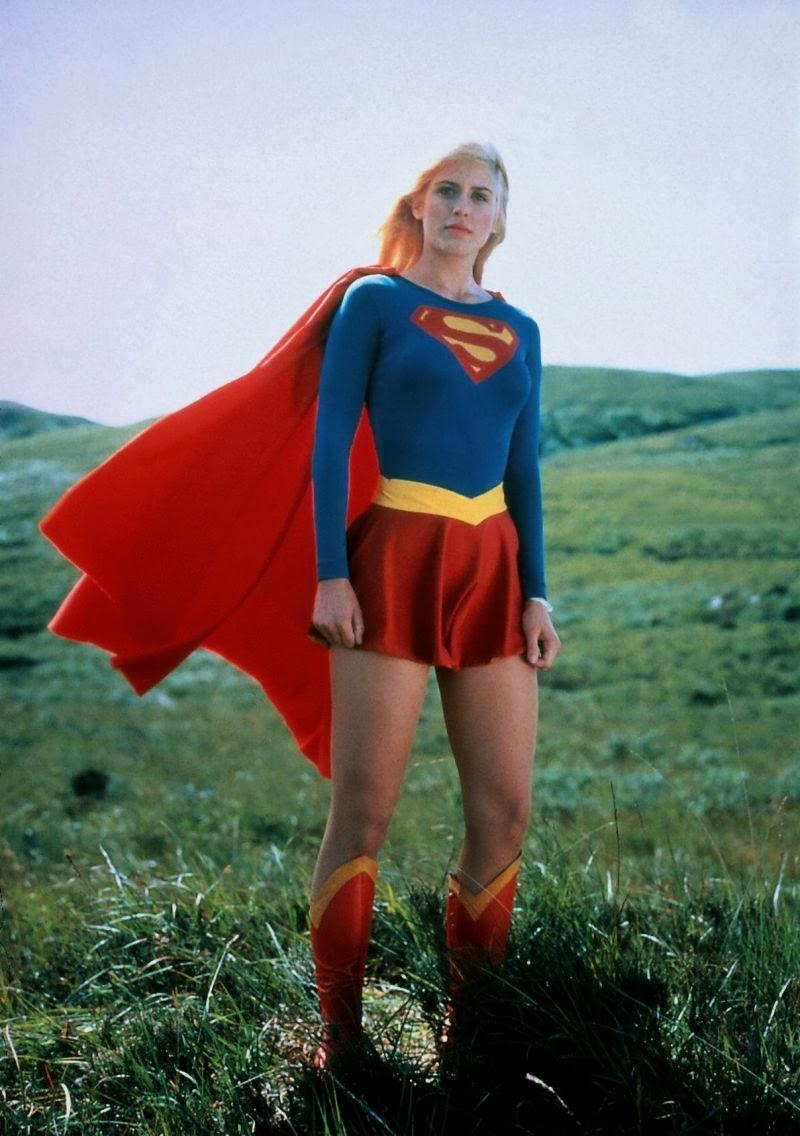 Helen Slater As Supergirl 1984 Vintage Everyday
