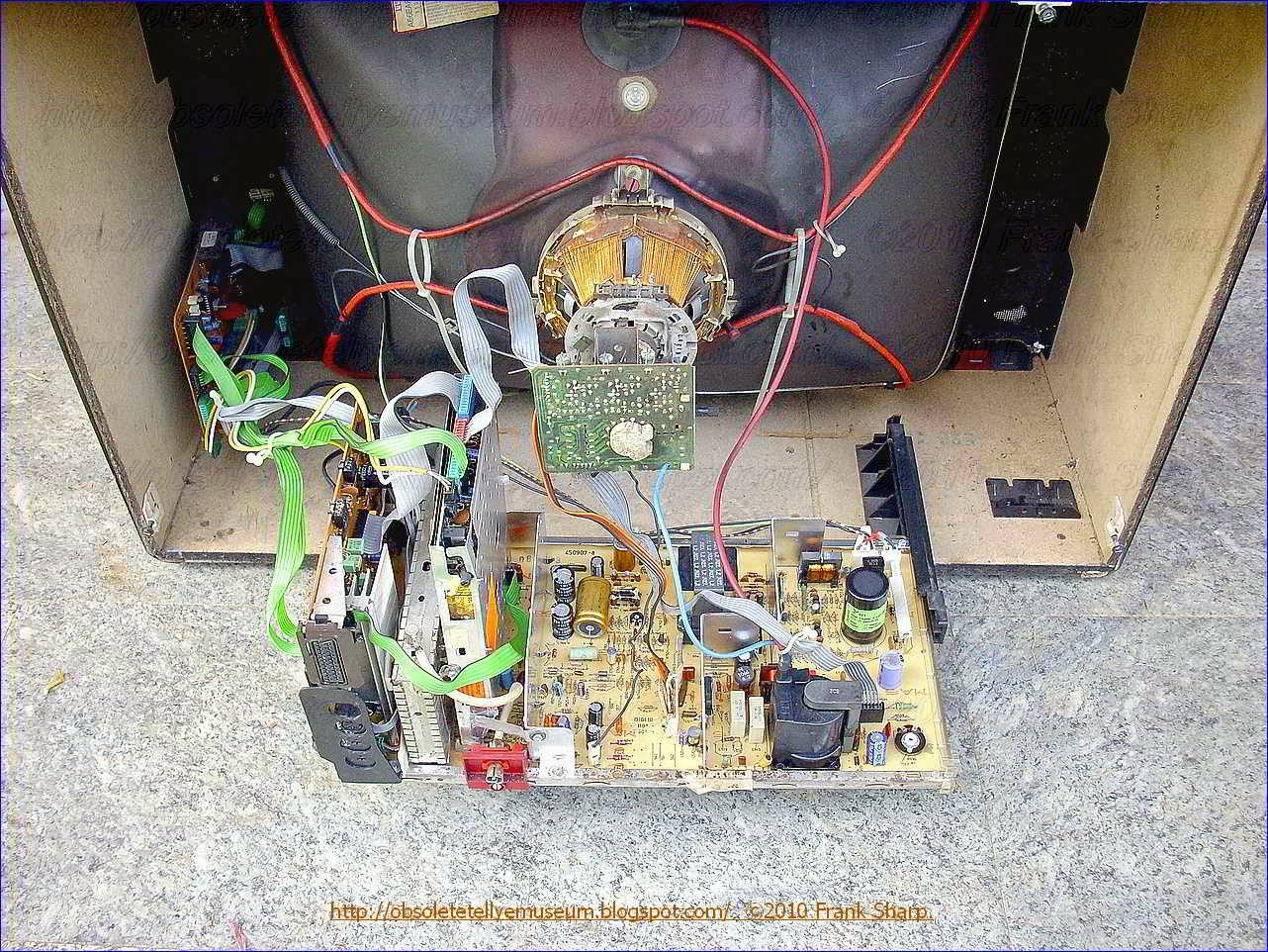 Obsolete Technology Tellye !: ITT DIGIVISION 3876 HIFI OSCAR