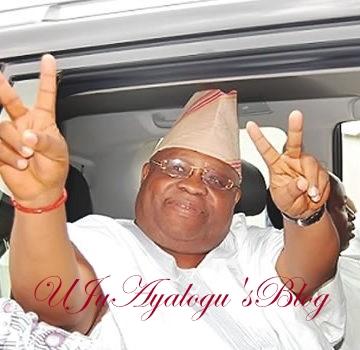 Osun 2018: PDP Charges Buhari To Unfreeze Adeleke, Davido's Accounts