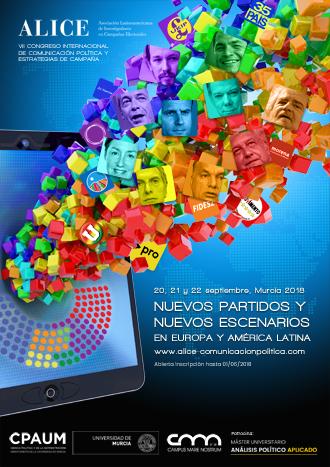 VII Congreso Internacional de Comunicación Política y Estrategias de Campaña