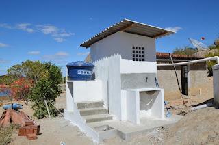 Prefeitura de Itapetim inicia construção de melhorias sanitárias na Zona Rural