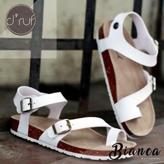 Model Sandal Wanita Bianca kekinian