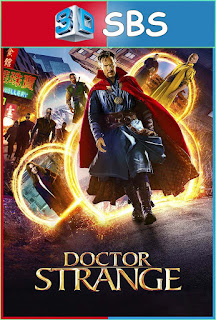 Doctor Strange Hechicero Supremo (2016) 3D SBS Latino