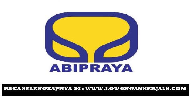 Lowongan Kerja   BUMN PT Brantas Abipraya (Persero)  Agustus 2018