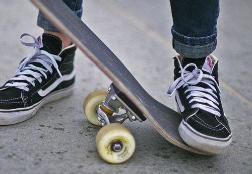 4deb14ffe19 Vans Sk8 Hi hoge sneakers | SchoenEnLaars 2019