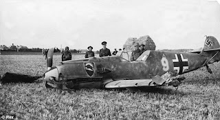 Messerschmitt Bf-109 - Pesawat Penyergap Andalan Nazi Jerman pada Perang Dunia II