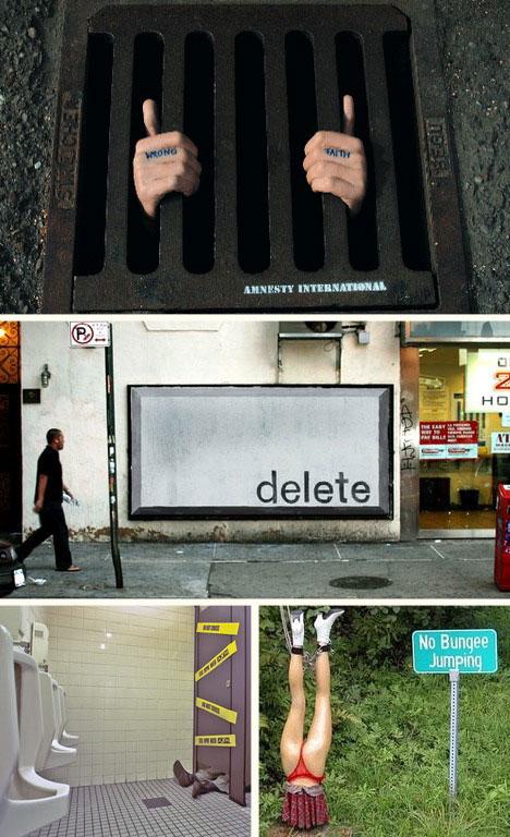 Publicidad con buen sentido del humor