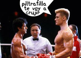 El puñetazo que casi mata a Rocky