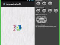 Mengenal Aplikasi Android Laundry Online BS Karya 5 Mahasiswa di Medan