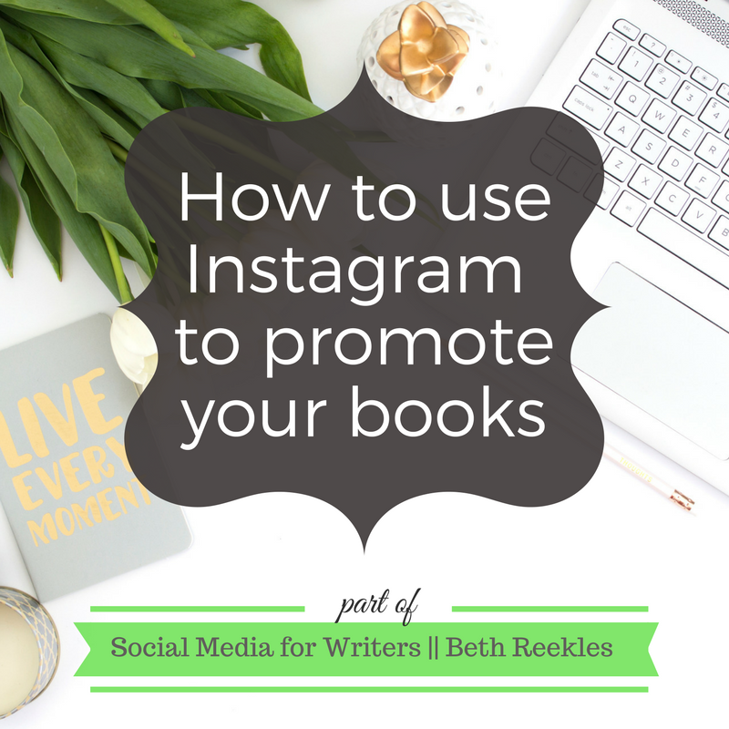 Instagram can be tricky to master when it comes to promoting your books, so in this post I share a few tips and tricks to promoting your books there.