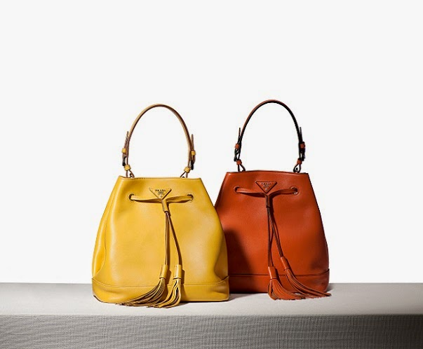 a2e198537693 PRADA @ Bucket Bags. PRADA Bucket Bags in city calf ...