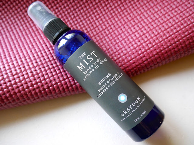 Graydon Clinical Luxury The Mist review